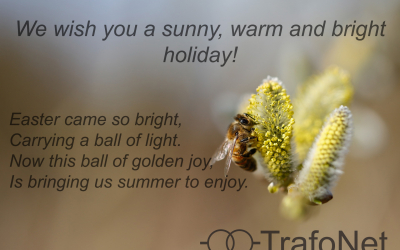 We wish You a sunny, warm and bright Holiday!