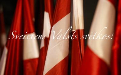 TrafoNet SIA kolektīvs, sveic Latvijas Republikas Proklamēšanas dienā!